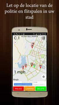 Politie Detector screenshot 1