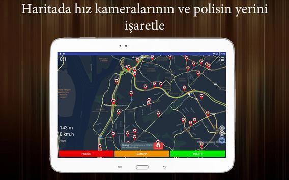Polis Dedektörü Ekran Görüntüsü 3
