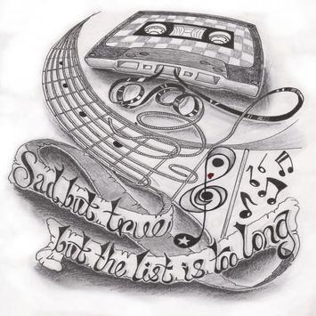 Tattoo Designs V1 poster