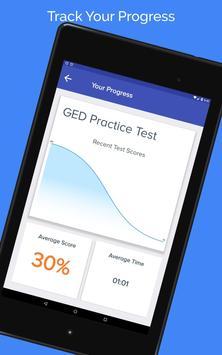 GED Practice Test Ekran Görüntüsü 11