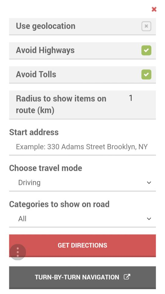 TAB Street - Allergy Free - Gluten Free for Android - APK