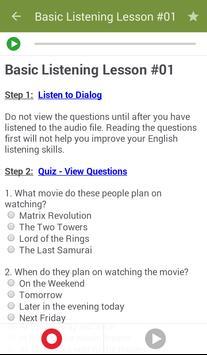 Learn to Speak English screenshot 4