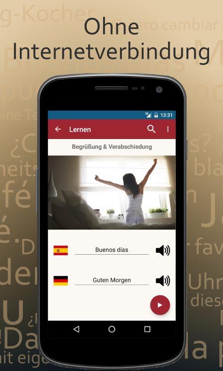Spanisch Lernen Für Den Urlaub For Android Apk Download