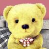Parler ours en peluche icône