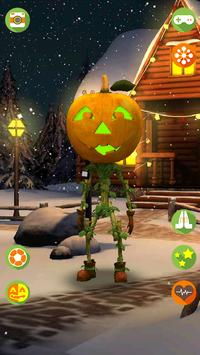 Talking Pumpkin Wizard screenshot 2