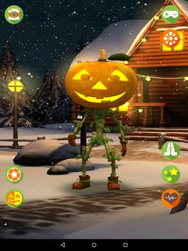 Talking Pumpkin Wizard screenshot 4