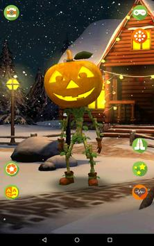 Talking Pumpkin Wizard screenshot 5
