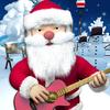 Praten Santa Claus-icoon