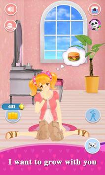 My Talking Girl screenshot 3
