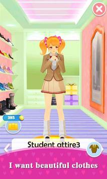 My Talking Girl screenshot 5