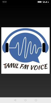Tamil Fm Voice - All In One Online Tamil Fm poster