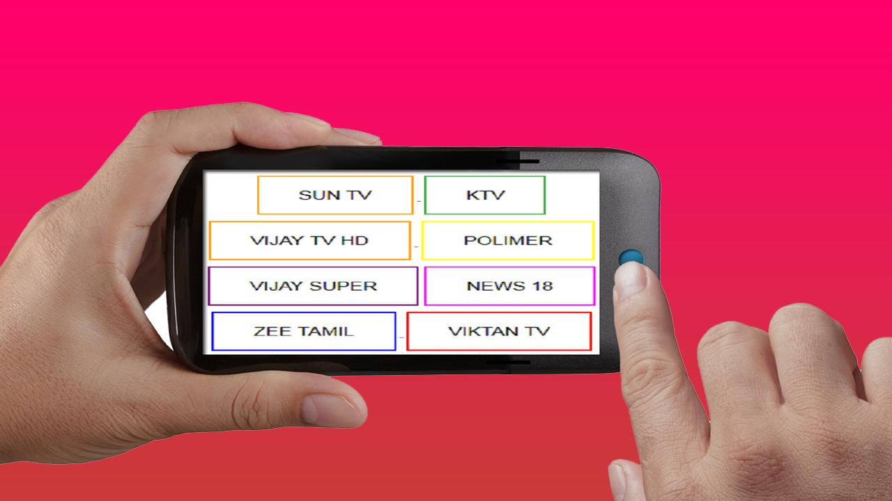 Tamil TV Live News & Movies Guide for Android - APK Download