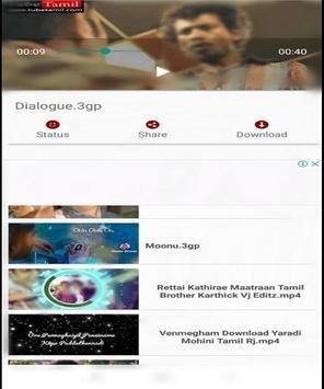 Tamil Video Status screenshot 1