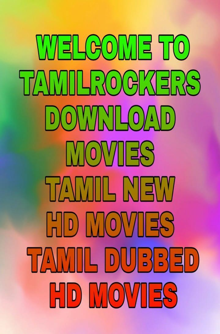 TamilRockers-2019-HD Cinemas for Tamil New Movies for