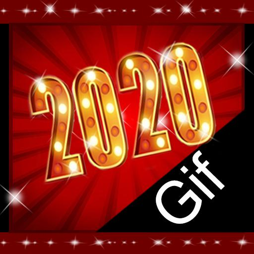Happy New Year 2020 Gif For Android Apk Download