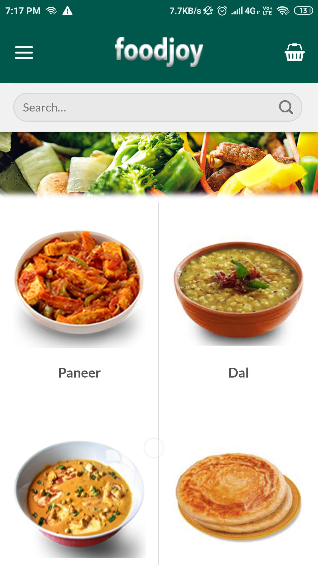 foodjoy - Food Delivery App for Android - APK Download
