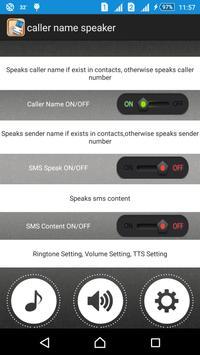 Caller Name Speaker screenshot 5