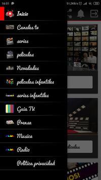 1 Schermata TDT España TV