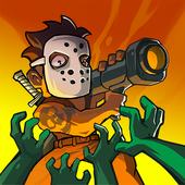 Zombie Idle Defense icono