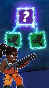 Zombie Idle Defense captura de pantalla 2