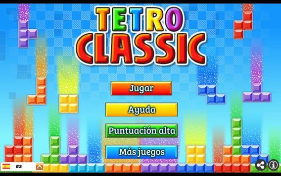 Tetro Classic screenshot 3