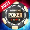 Winning Poker™ - Free Texas Holdem Poker Online icône