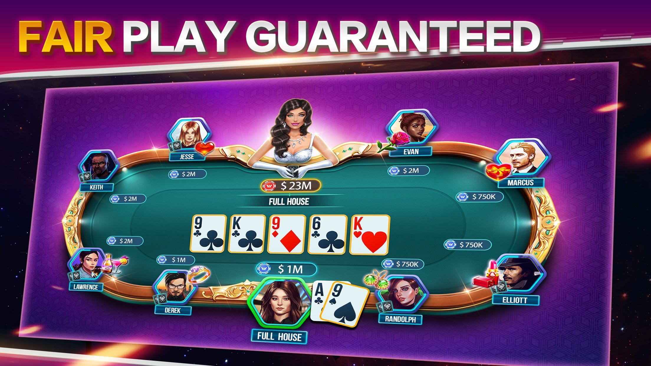 Winning Poker Free Texas Holdem Poker Online For Android Apk Download