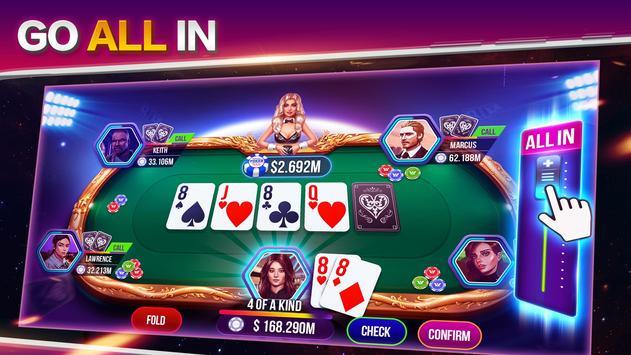 Winning Poker™ - Free Texas Holdem Poker Online screenshot 2