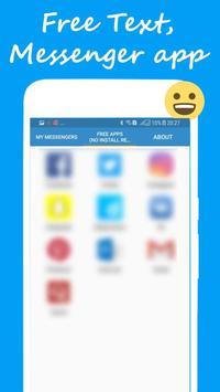 Fast Messenger screenshot 2