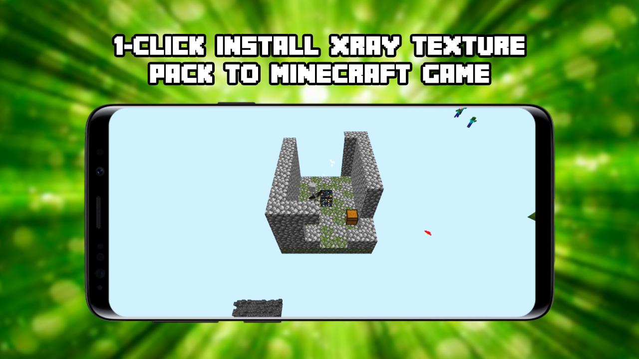 X Ray Texture Pack For Mcpe For Android Apk Download