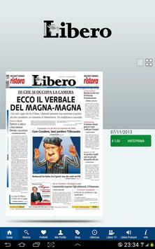 Libero screenshot 5