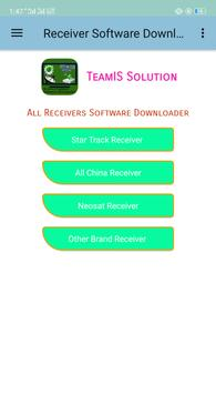 All In One Dish Receiver Software Downloader poster