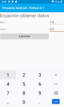 Proyecto Android  - Python screenshot 2