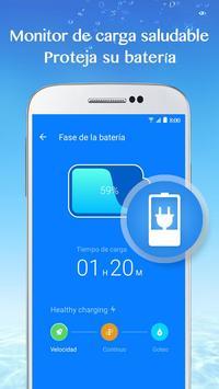 Ahorro de batería - Doctor de batería captura de pantalla 2