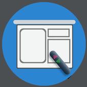 腕上翻页笔 icon