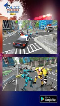 Transformer Robot Cop Shooting Action Game screenshot 5