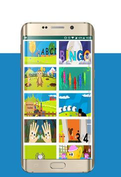 Learn French ABC for kids - offline poster