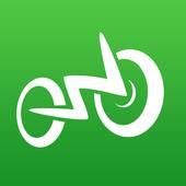 Ecomove. E-bike Smart Sharing System icon