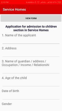 SMART TRICHY SWNMPD Children In Service Homes screenshot 1