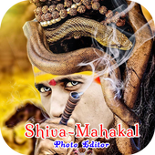 Shiva Mahakal Photo Editor icon