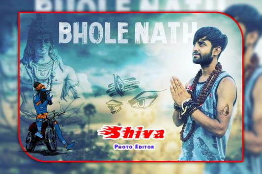 Shiva Mahakal Photo Editor screenshot 1