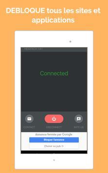 VPN par Ultra VPN - Proxy sécurisé et VPN illimité capture d'écran 4
