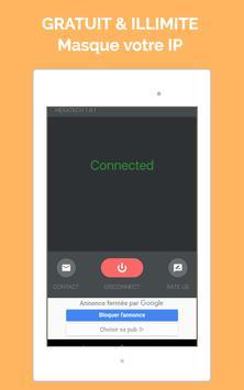 VPN par Ultra VPN - Proxy sécurisé et VPN illimité capture d'écran 5