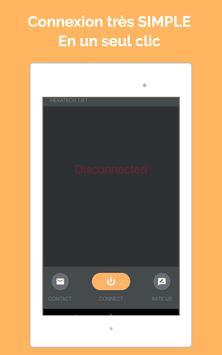 VPN par Ultra VPN - Proxy sécurisé et VPN illimité capture d'écran 6