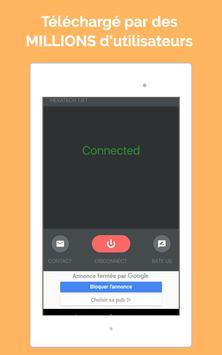VPN par Ultra VPN - Proxy sécurisé et VPN illimité capture d'écran 7