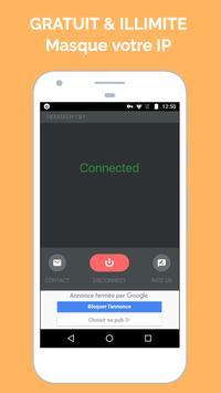 VPN par Ultra VPN - Proxy sécurisé et VPN illimité capture d'écran 1
