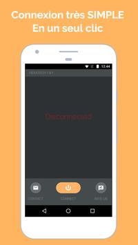 VPN par Ultra VPN - Proxy sécurisé et VPN illimité capture d'écran 2