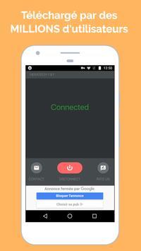 VPN par Ultra VPN - Proxy sécurisé et VPN illimité capture d'écran 3
