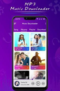 MP3 Song Downloader : HD Video Downloader screenshot 2