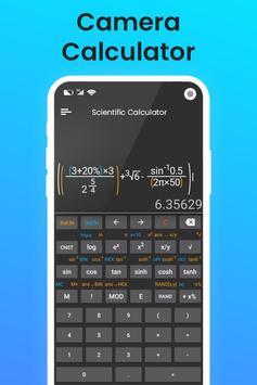 Math Camera Calculator : Smart Calculator poster